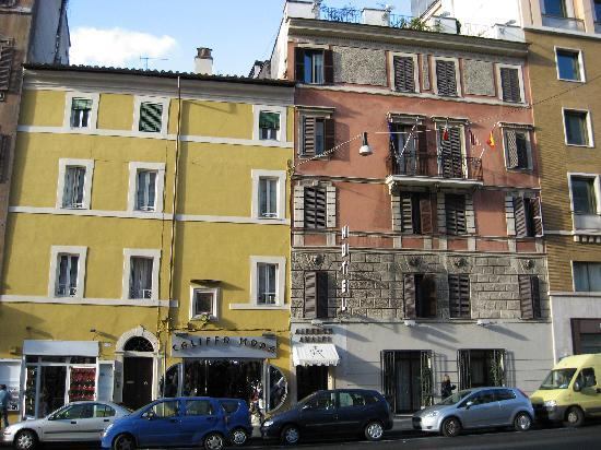 Amalfi Hotel: hotel Amalfi