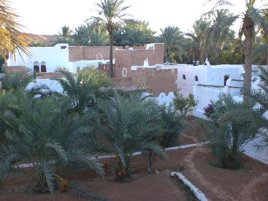 Ghardaia, Algeria: Paradise Lodging complex