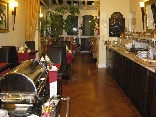 Hotel Residence Bremen: breakfast room