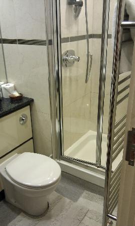 South Park Hotel : Shower/Toilet