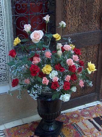 Riad Dar Oulhoum : un bouquet de Driss