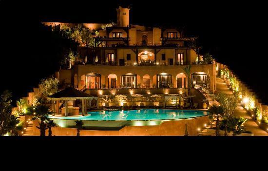 Widiane Suites & Spa : Widiane suite By night
