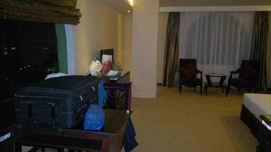 Landscape Hotel: Large bedroom 1