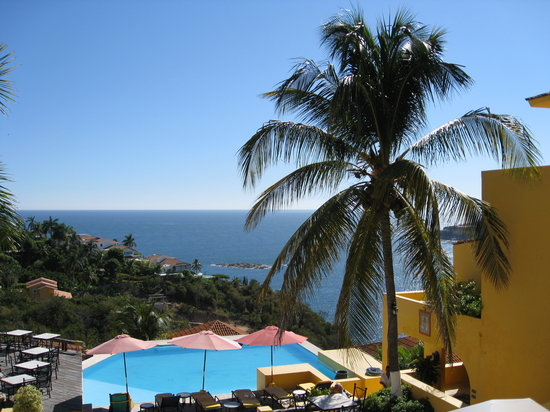 View from the resturant, Casa del Mar
