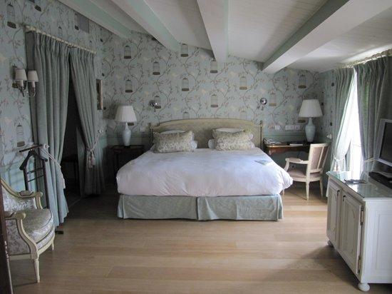 Hotel de Toiras: notre chambre