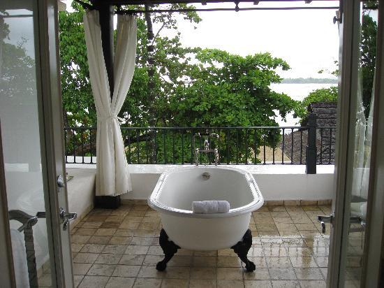 Casa Colonial Beach & Spa: Great penthouse balcony