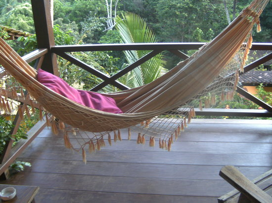 Pousada Aquarela: Balkon