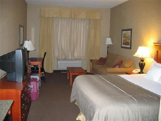 BEST WESTERN PLUS Kennewick Inn : Sleeping area