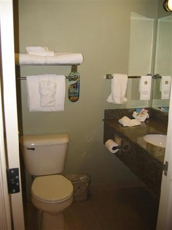 Best Western Plus Kennewick Inn: Bathroom