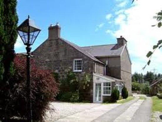 Cefn Uchaf Farm Guesthouse
