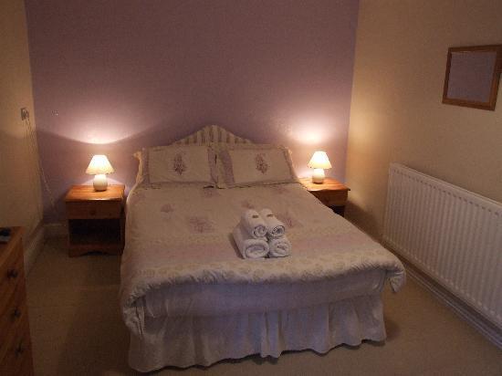 Cefn Uchaf Farm Guesthouse: Bedroom