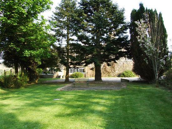 Cefn Uchaf Farm Guesthouse: Garden