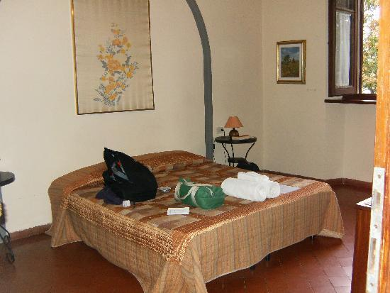 casatoselli: another view of our room
