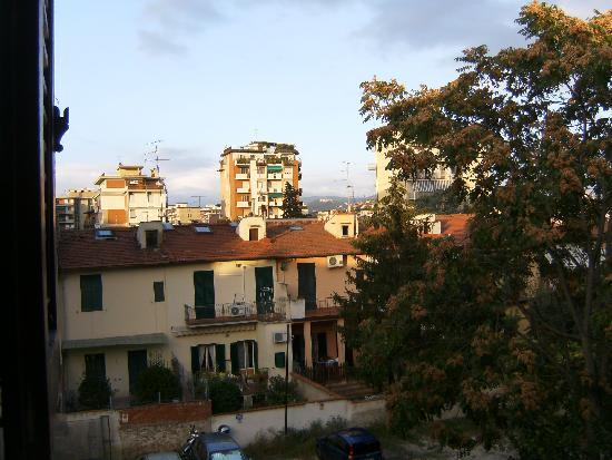 Casa Toselli: view from room