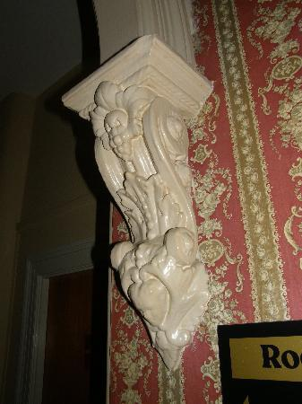 Batman Fawkner Inn: Historic details.