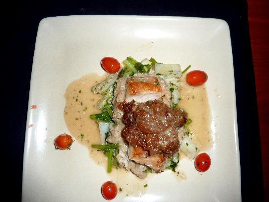 Viet Lac Restaurant, Hoi An: Marvelous barramundi