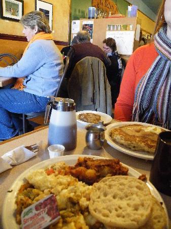 La Bellavia Restaurant: Breakfast