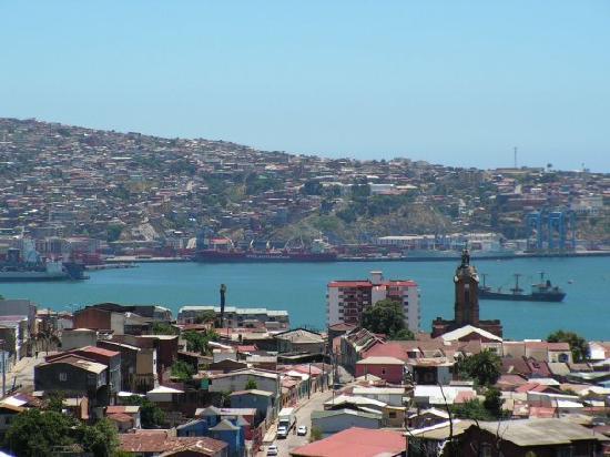 Чили: Valparaiso, Chile 2005