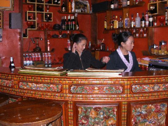XiangGe LiLa Restaurant : Shangrila Restaurant