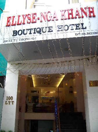 Ellyse Nga Khanh Hotel: Ellyse NK Hotel