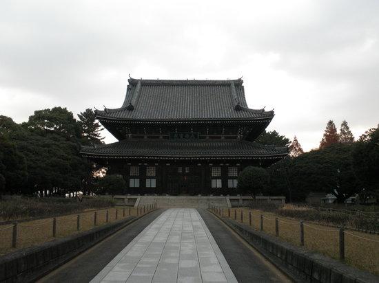 Soji-ji Temple: 仏殿