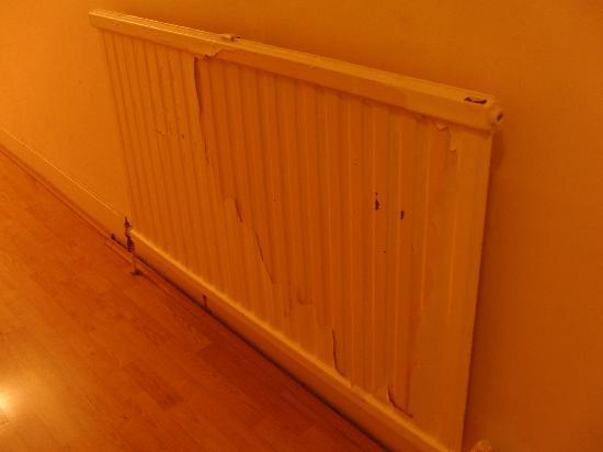 Access Apartments Marble Arch: todo el apartamento necesita una mano de pintura