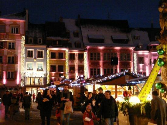 Hotel de Bale : Marché de Noël