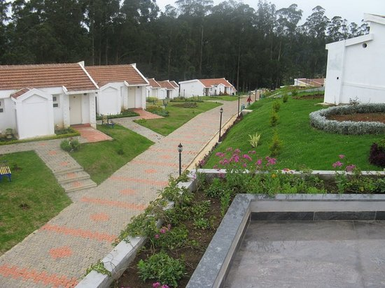 Deccan Park Ooty: View of rooms