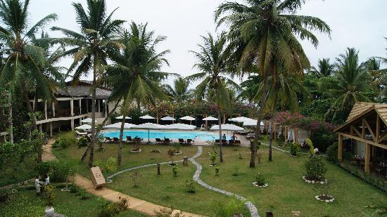 Royal Beach Hotel: L 'hôtel vu d'une chambre