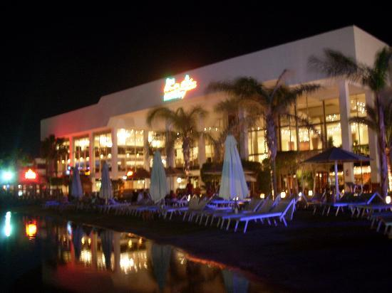 Dessole Pyramisa Sharm El Sheikh Resort: magical night