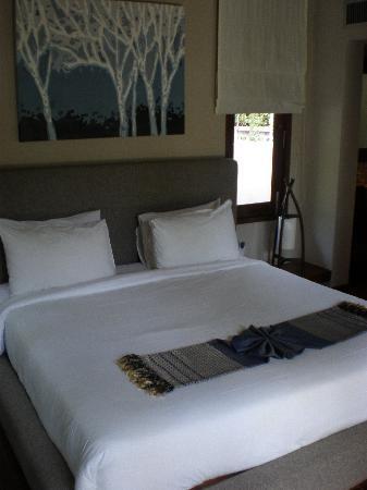 Zara Beach Resort: Very comfy bed