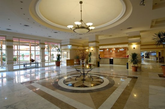 Sindbad Aqua Hotel & Spa : SAH - Reception