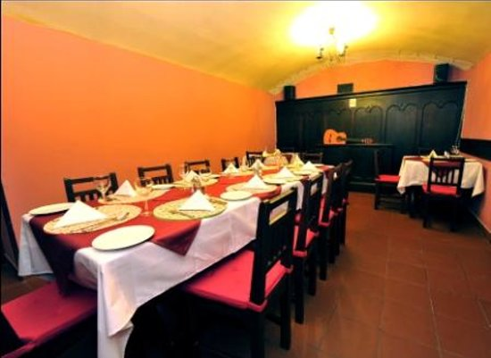 The Pind : restaurant