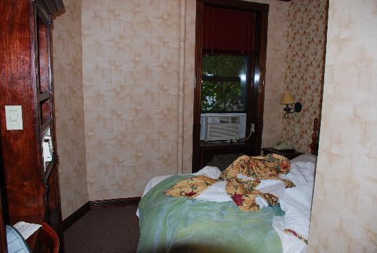 Hotel 31: Zimmer