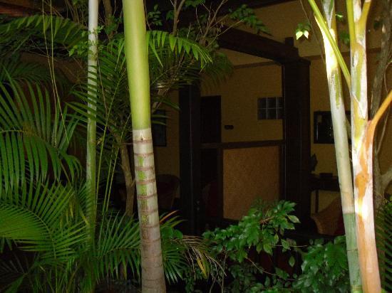 Pavillon Indochine Hotel: our veranda