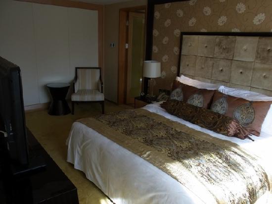 Bohao Radegast Hotel Beijing: Bedroom