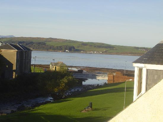 Largs, UK: view from my bedroom