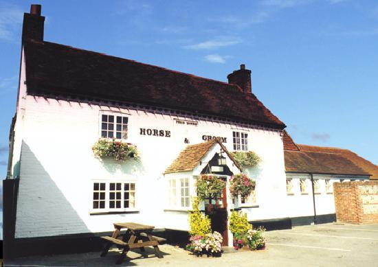The Horse & Groom: The Horse and Groom at East Ashling
