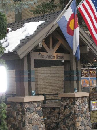 Vail's Mountain Haus at the Covered Bridge: Mountain Haus