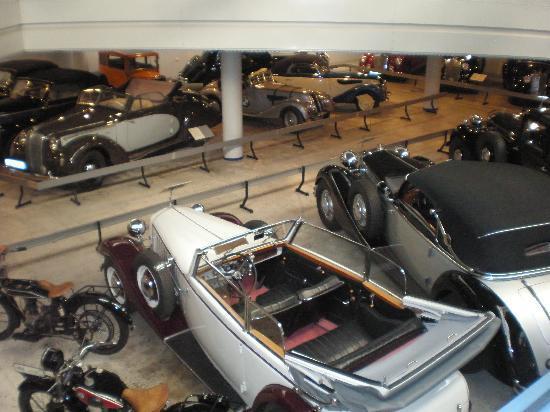 BEST Hotel Riga: Motormuseum