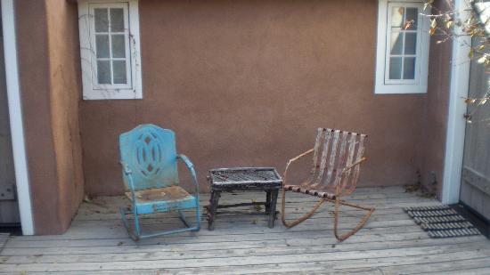 Rancho Manzana: guest house Chimayo