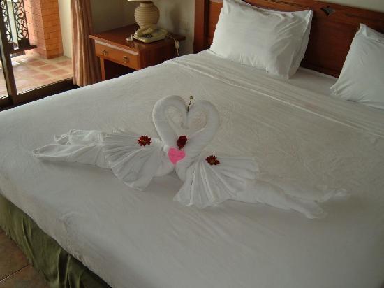 Sun Hill Hotel: Zimmerservice