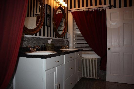 The St. Mary's Inn: Gran calidad. La decoración incluso de los baños era excelente