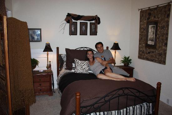 The St. Mary's Inn: En nuestra habitación