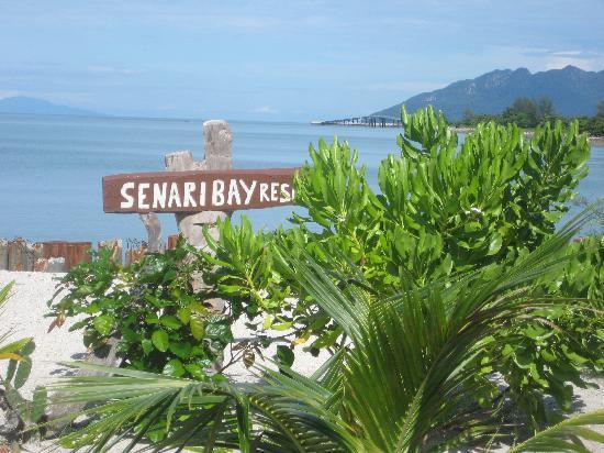 Senari Bay Resort: Senary Bay resort - view