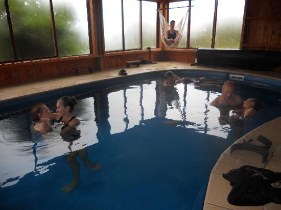 Tikapa Moana Eco Spa Retreat : Beautiful Aquatic Therapy