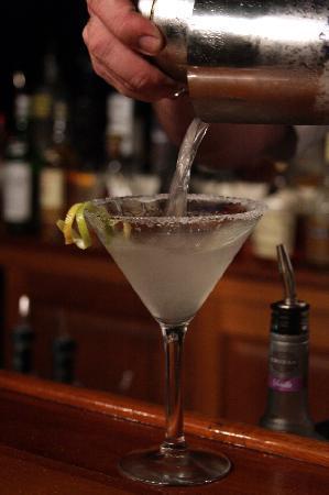 ZoZo's at the Sugar Mill: Martini