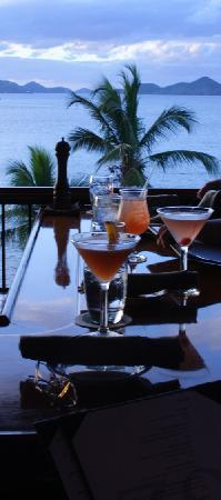 ZoZo's at the Sugar Mill: Sunset Drinks