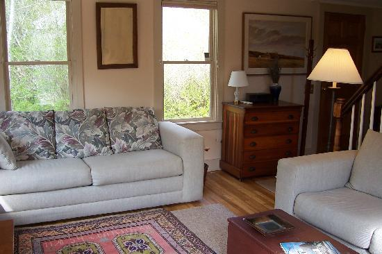 Chatham Guest Rooms: Garden Suite Living Room2 - lower level