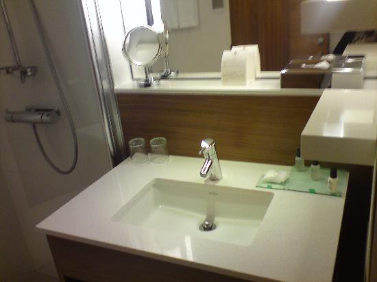 Renaissance Malmo Hotel: bathroom